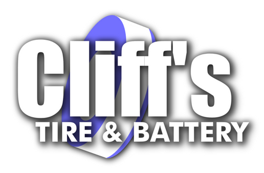 Cliff's Tire & Battery Logo