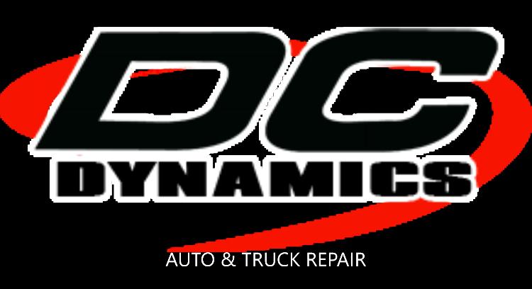 DC Dynamics Auto & Truck Repair Logo