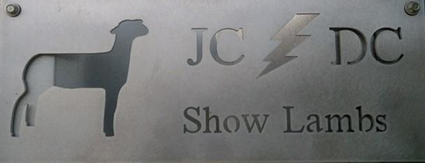 JC DC Show Lambs Logo