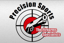 Precision Sports, The Firearms Specialists Logo